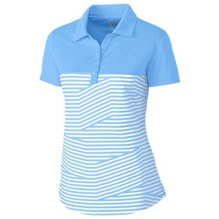 (Cutter & Buck Women's Short Sleeve Spree Polo Shirt)