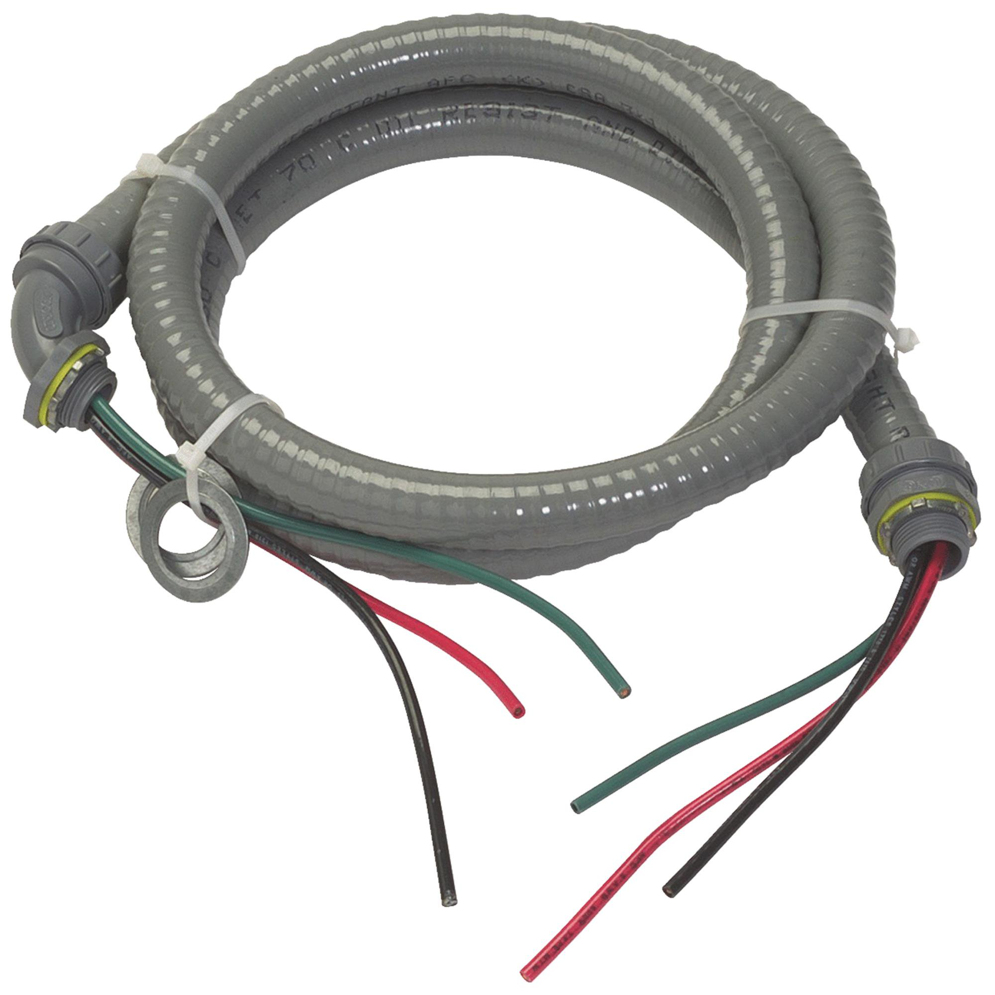 Southwire Non-Metallic Pre-Wired Whip