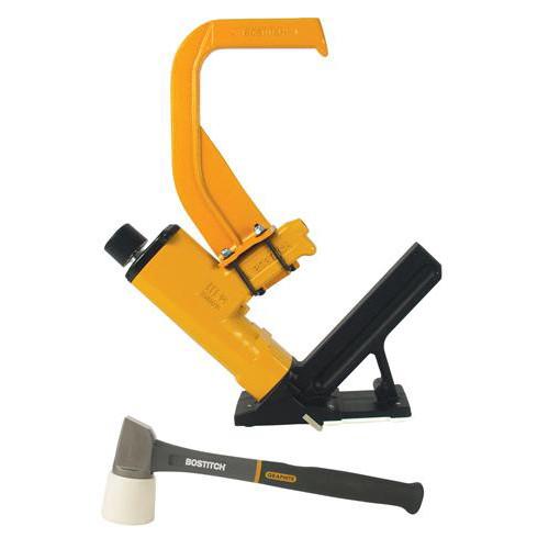 Bostitch MIIIFN 2 in. Pneumatic Hardwood Flooring Cleat Nailer