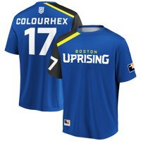 ColourHex Boston Uprising Overwatch League Replica Home Jersey - Blue