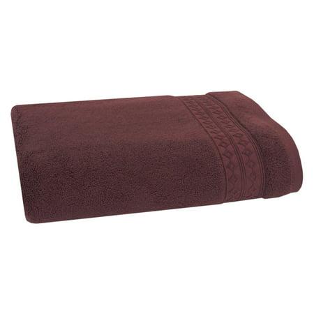 Sanderson Solid Cotton Bath Towel