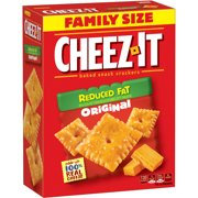 Cheez-It Reduced Fat Original Baked Snack Crackers, 19 oz