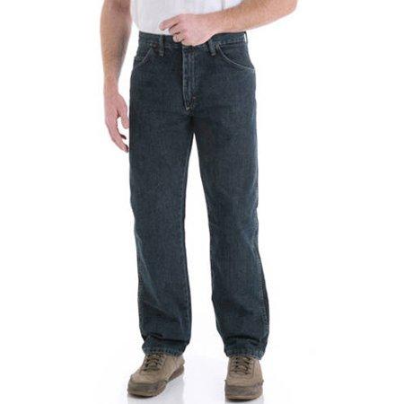 292974c4 Wrangler - Wrangler Men's Regular Fit Jeans - Walmart.com