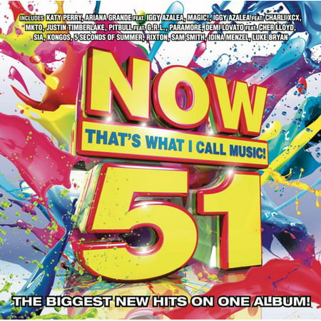 Now 51  Thats What I Call Music   Various