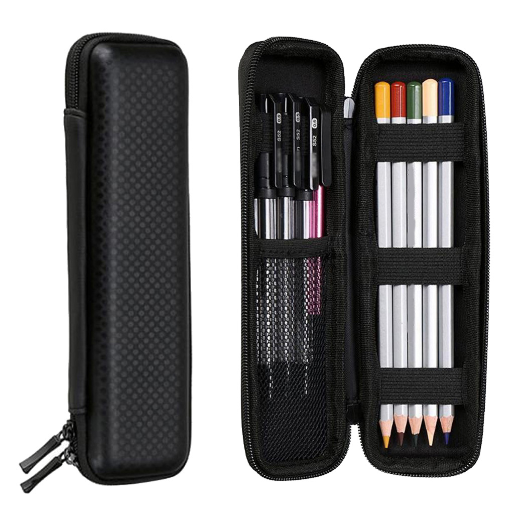 Pencil Case, Coofit Creative EVA Hard Shell Pen Holder Case Pencil Bag School Supplies for Students Boys Girls