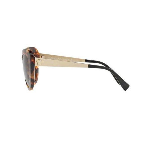 61fbbbd2946d Sunglasses Versace VE 4325A 520813 HAVANA - Walmart.com