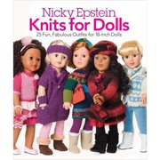 Nicky Epstein Books Knits For Dolls