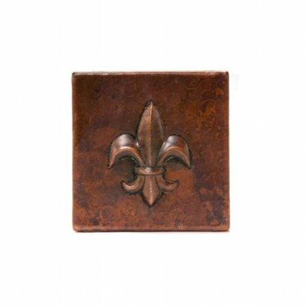 De Lis Copper Tile (Premier Copper Products - 4