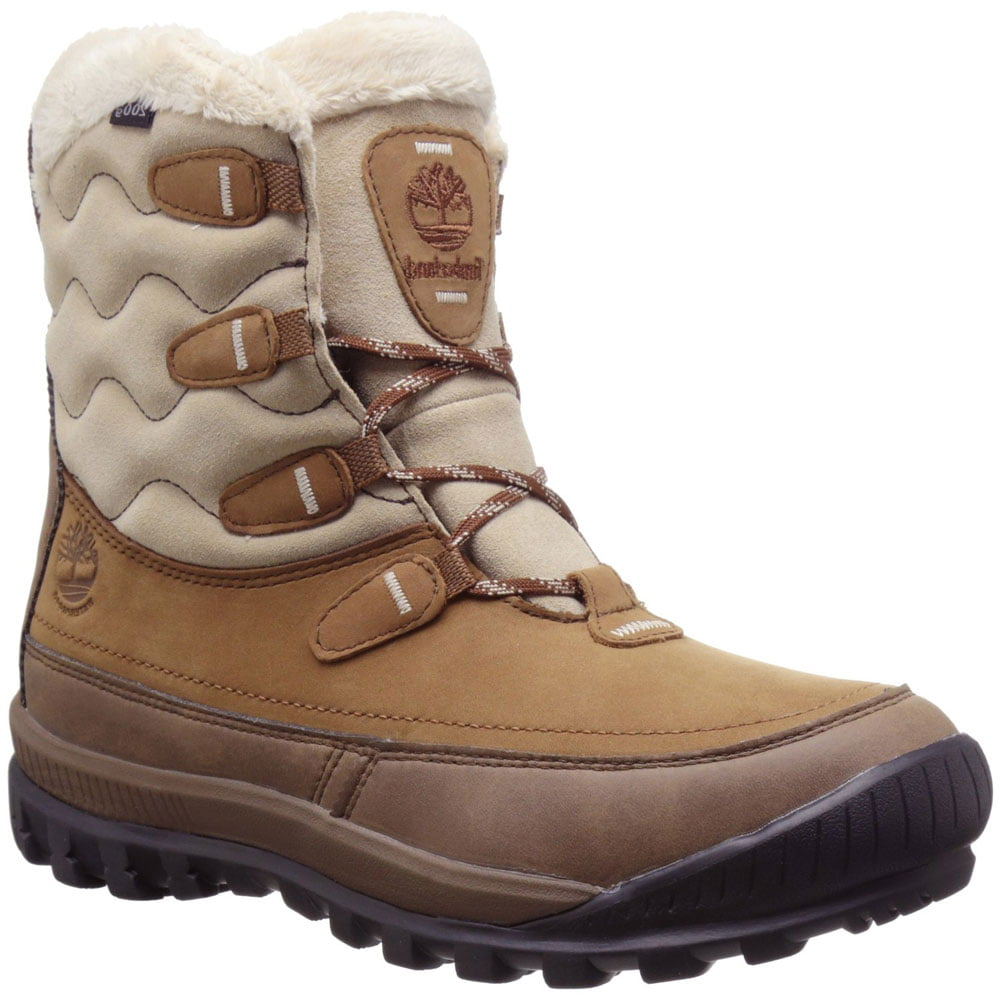 Timberland Womens Woodhaven Mid WP by Timberland
