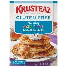 Baking Mixes: Krusteaz Gluten Free Confetti Pancake Mix