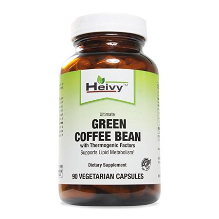 Ultimate Green Coffee Bean With Thermogenic Factors  90 Veg Caps