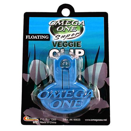 Fish Veggie Clip (Omega One Super Veggie Seaweed Clip (pack of 1))