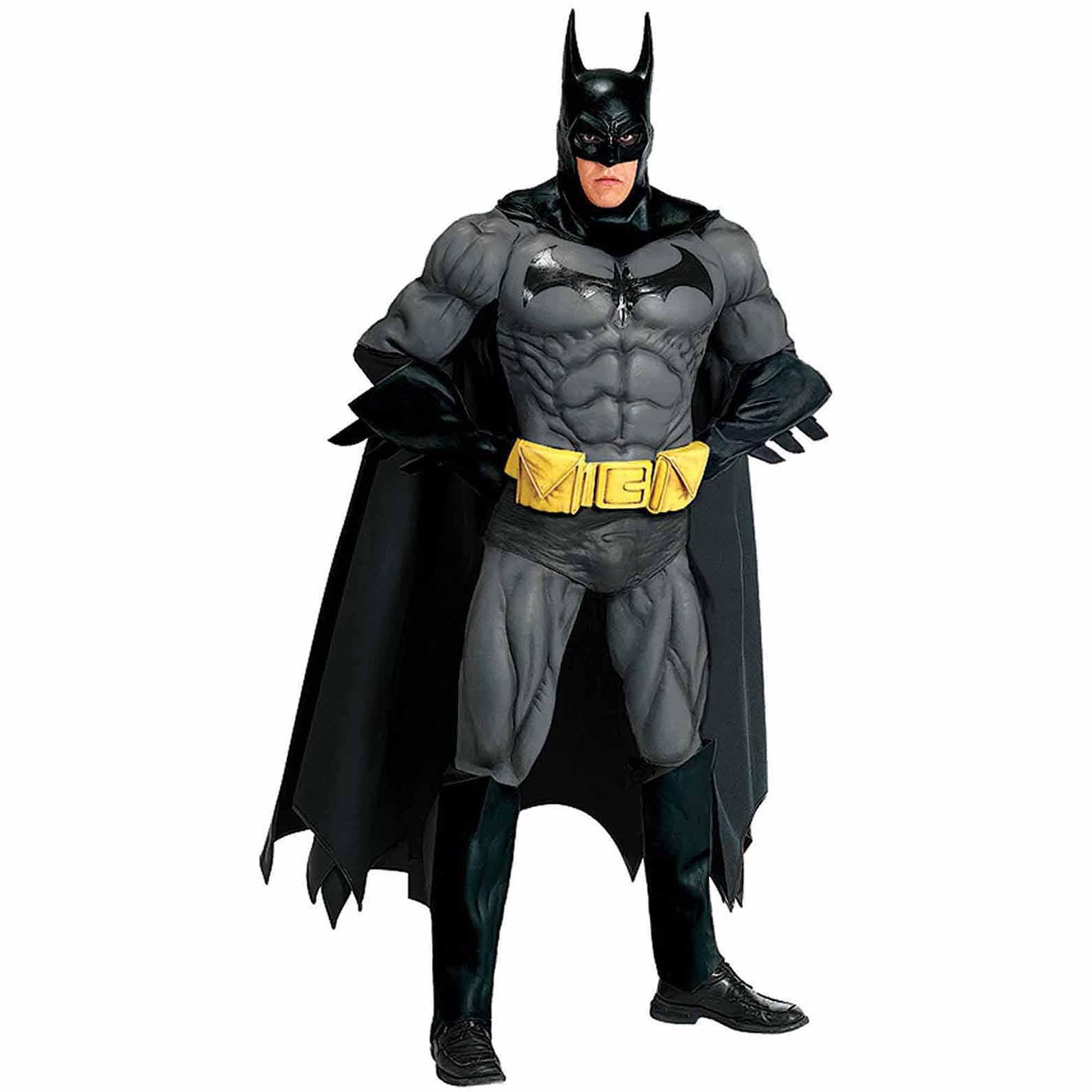 Collector's Edition Batman Adult Halloween Costume