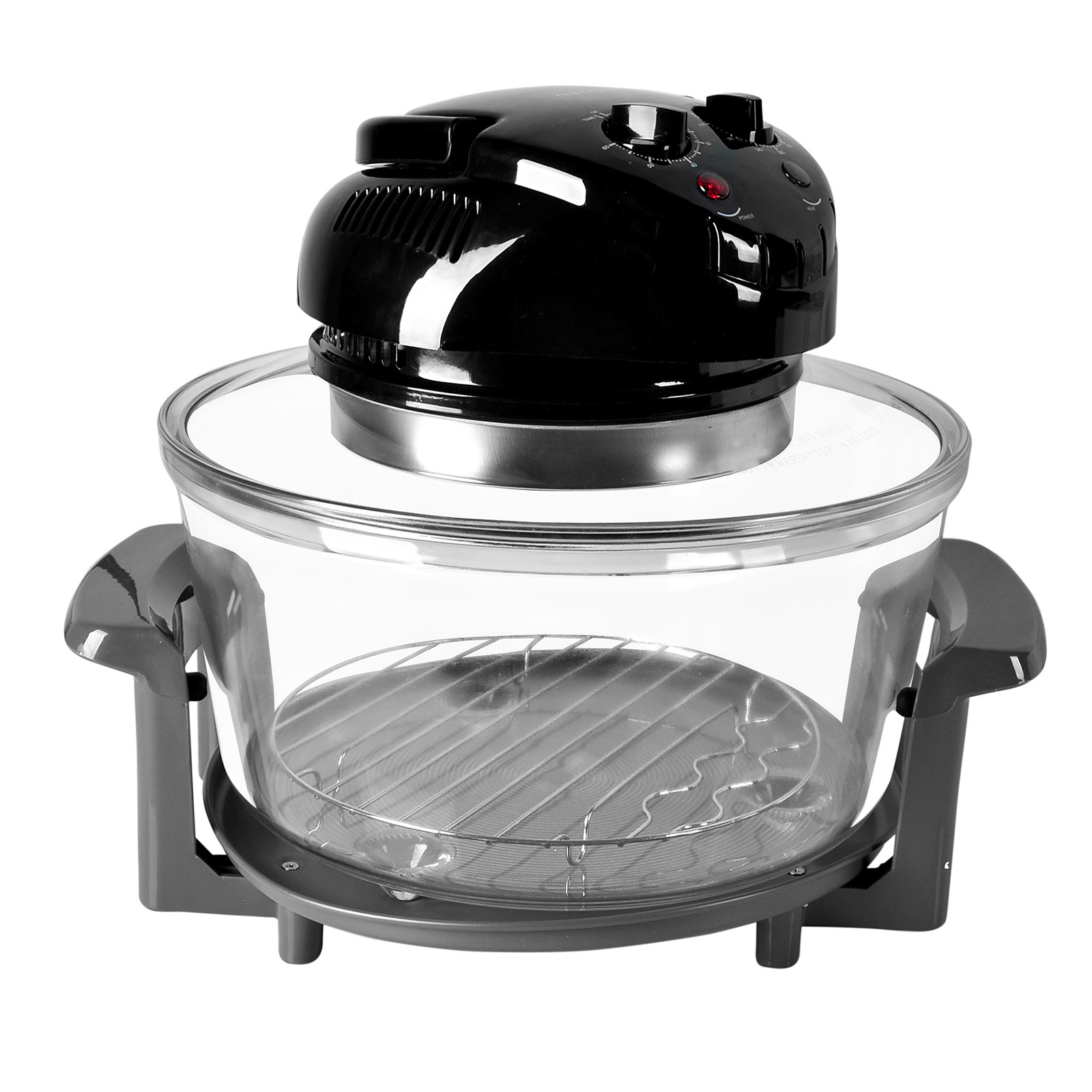 NutriChef Convection Oven Cooker, Healthy Kitchen Countertop Cooking by Nutrichef