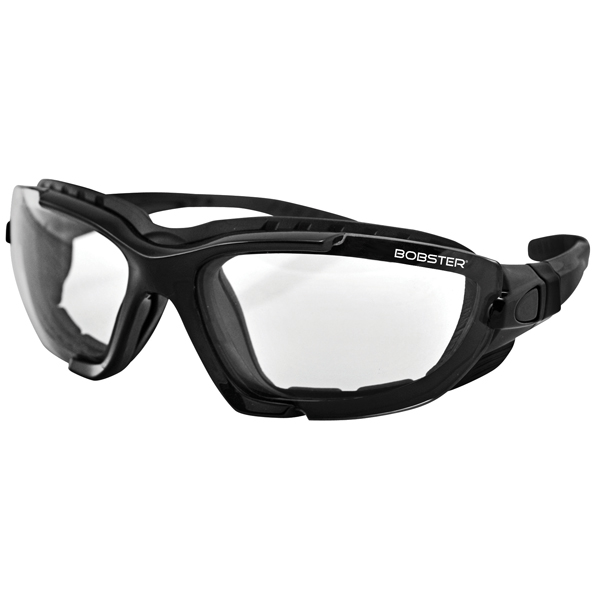 Bobster Renegade Photochromic Convertible Goggles/Sunglasses Black
