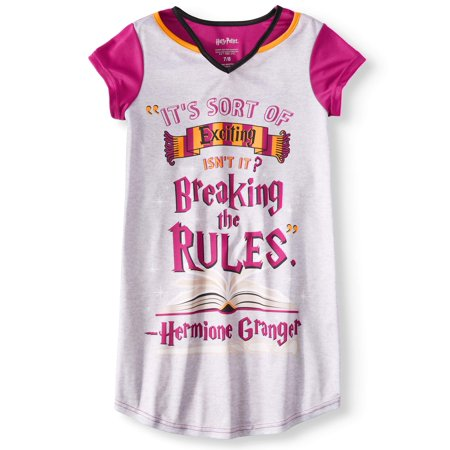 Girls' Harry Potter Pajama Nightgown