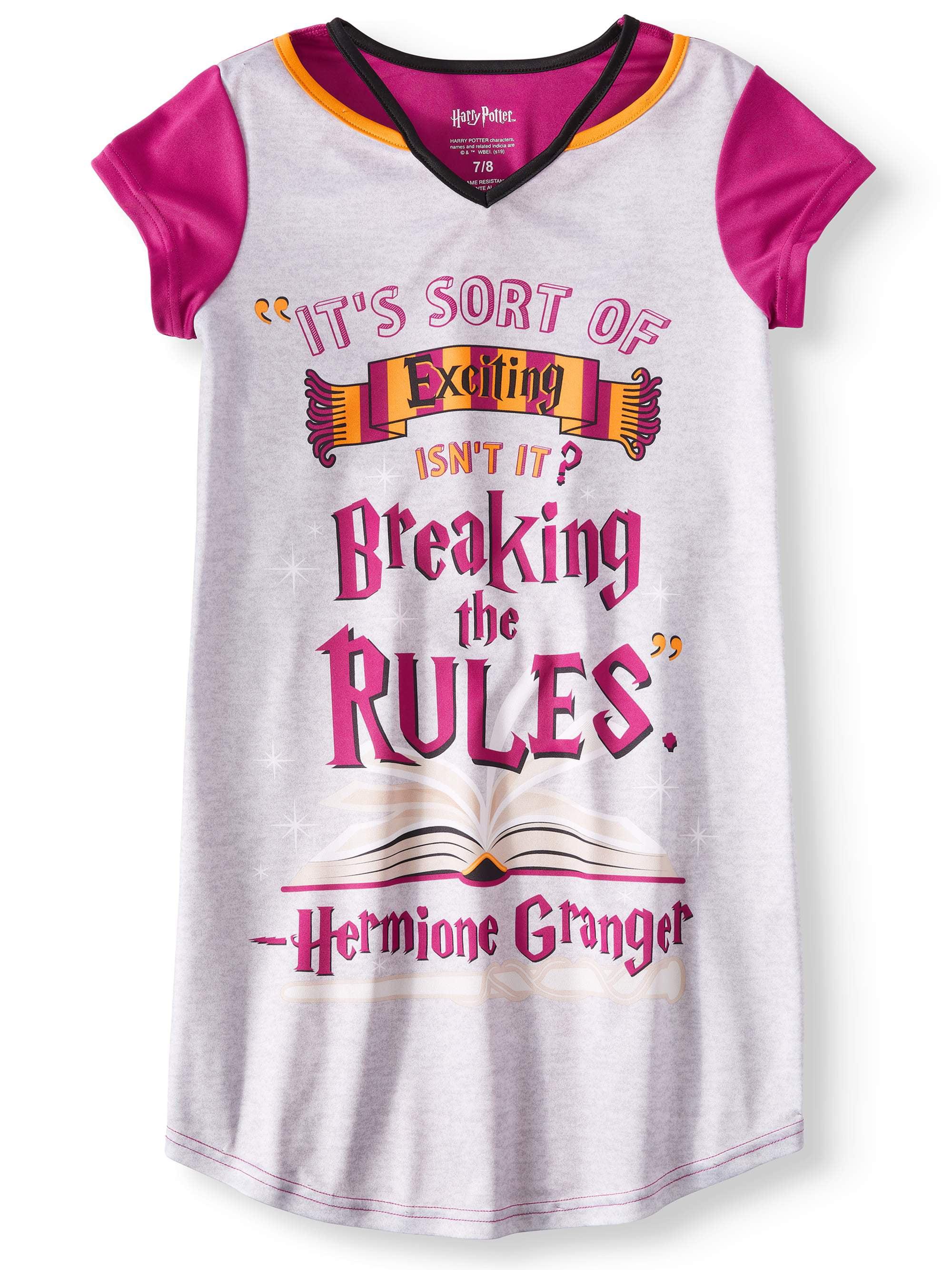 Girls' Harry Potter Pajama Nightgown