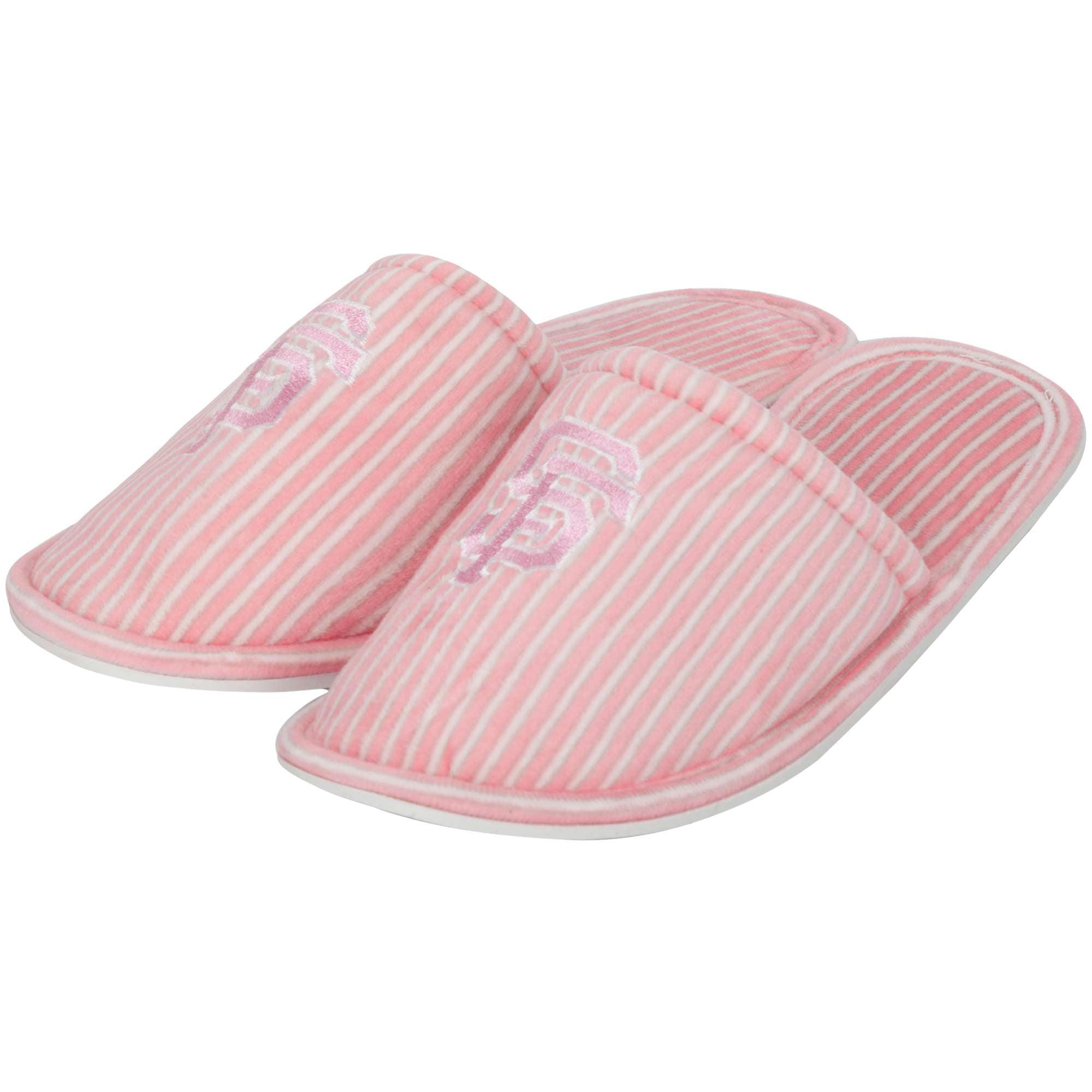 San Women's Francisco Giants Women's San Slide Slipper - Pink f249fd