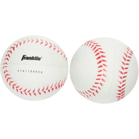 Wood Hand Signed Mlb Baseball - Franklin MLB Foam Baseballs 2 ct Pack