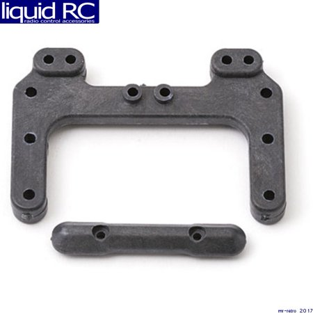 Associated 9565 Factory team Rear Chassis Brace & Front Pin Brace (Associated Chassis Brace)
