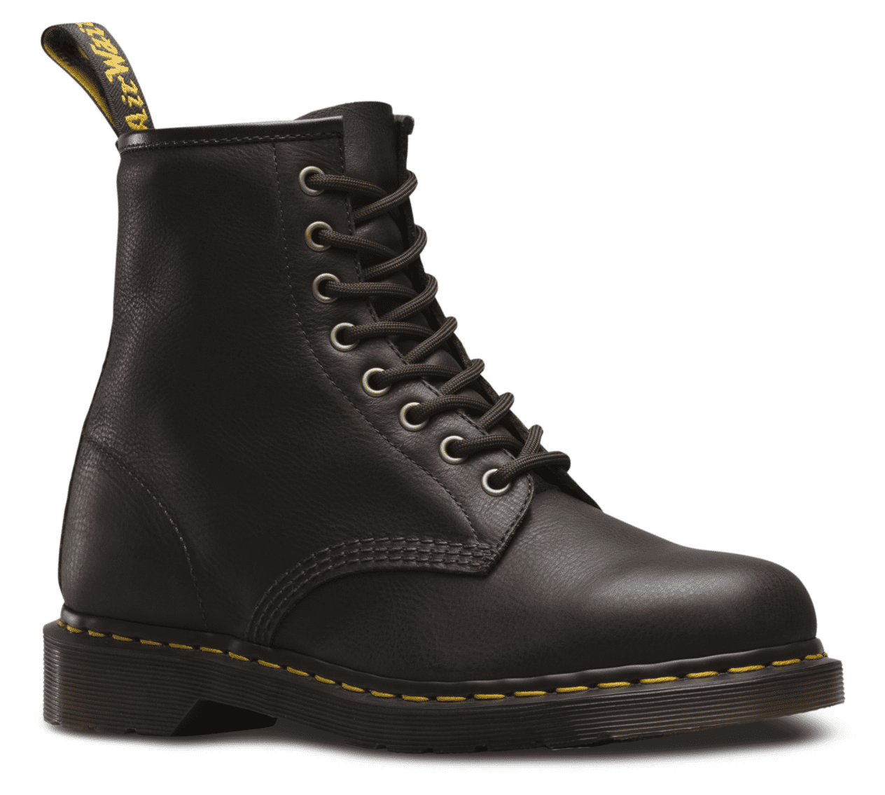 Dr. Martens Men's 1460 8-Eye Fashion Boots Chocolate Leather 9 M UK 10 M US by Dr. Martens