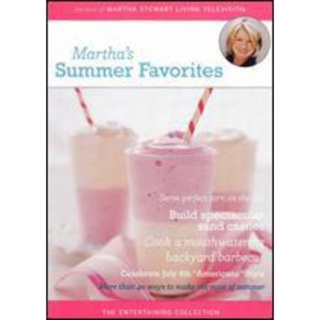 Best of Martha Stewart Living Television, Vol. 7: Martha's Summer Favorites [2