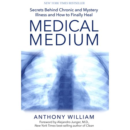 Medical Paperweight (Medical Medium : Secrets Behind Chronic and Mystery Illness and How to Finally)