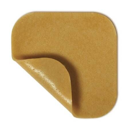 Medihoney Hydrocolloid Dressing without Border Non-Adhesive, 4'' x 5''