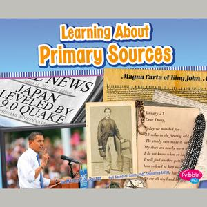 Learning About Primary Sources - Audiobook
