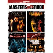 Masters Of Terror: Halloween: H2O   Hellraiser V: Inferno   Dracula II: Ascension   Children Of The Corn V: Fields Of... by ECHO BRIDGE ENTERTAINMENT