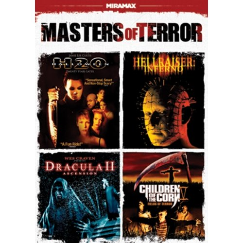 Masters Of Terror: Halloween: H2O / Hellraiser V: Inferno / Dracula II: Ascension / Children Of The Corn V: Fields Of Terror (Widescreen)