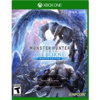Monster Hunter World: Iceborne Master Edition, Xbox One, Capcom, 013388550388