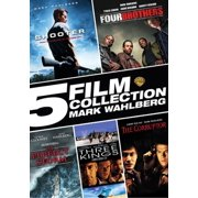 5 Film Collection: Mark Wahlberg (DVD)