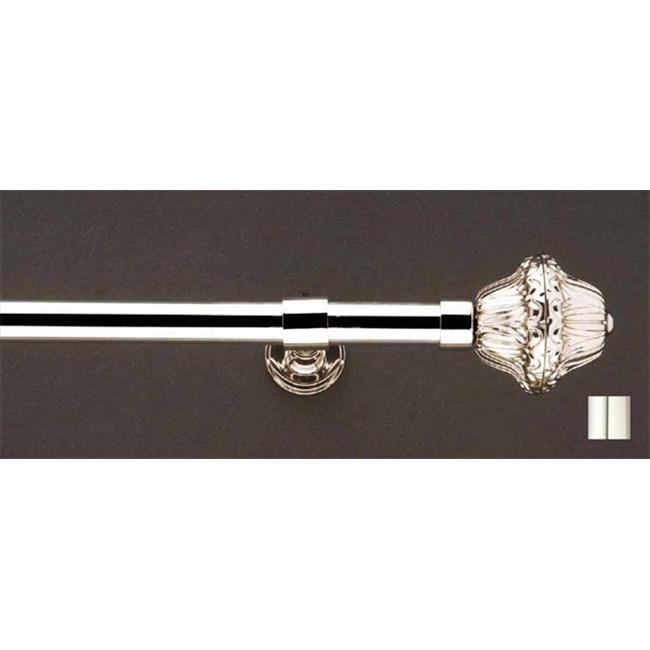 WinarT USA Liber 1157 Curtain Rod Set -. 75 inch 157