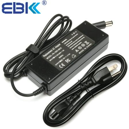 EBK 90W Replacement Laptop Adapter Power Charger for HP Pavilion Dv4 Dv6 Dv7 G4 G6 G7 M6 M7 G42 G50 G60 G61 G62 G71 G72 2000; Probook-EliteBook-Envy; Presario Cq56 Cq57 Cq58 Cq60 Cq61 Cq62