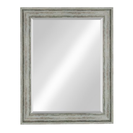 Kate and Laurel McKinley Framed Wall Vanity Mirror