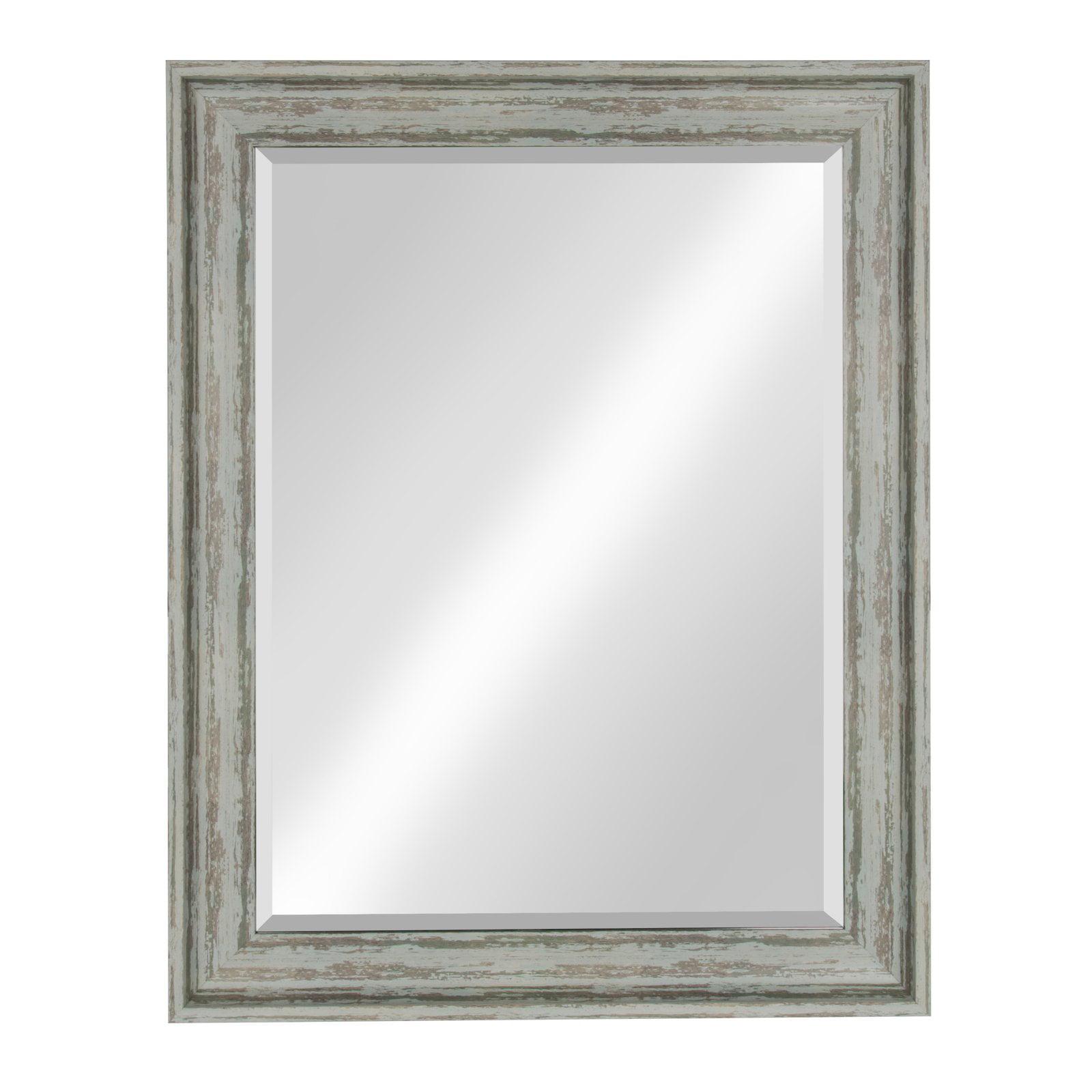Kate and Laurel McKinley Framed Wall Vanity Mirror