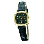 Charles-Hubert- Paris Womens Gold-Plated Stainless Steel Case Quartz Watch #