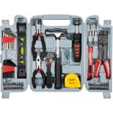 Stalwart 130-Piece Hand Tool Set w/Carrying Case