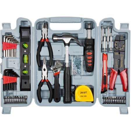 Click here for Stalwart 130-Piece Hand Tool Set prices