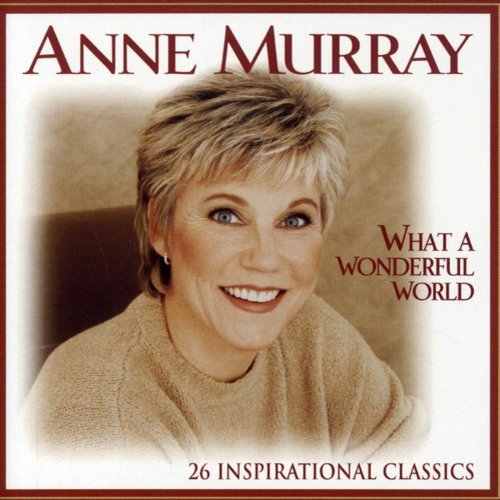 Anne Murray - What a Wonderful World [CD]