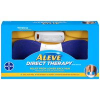 Aleve Direct Therapy Relief From Lower Back Pain, 1 Ct