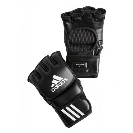- adidas MMA Leather Sparring Gloves