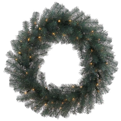 The Holiday Aisle Lighted Artificial Wreath