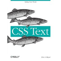 CSS Text: Styling Your Words (Paperback)