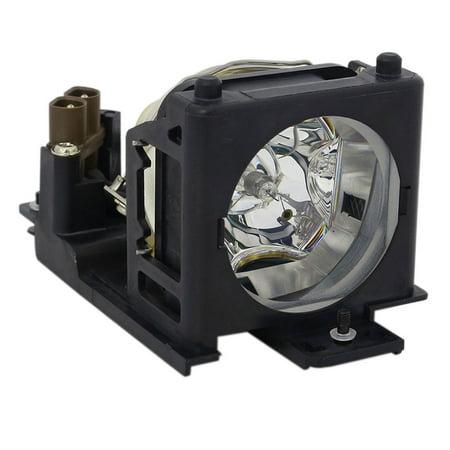 Lutema Platinum for Hitachi CP-RX61 Projector Lamp with Housing (Original Philips Bulb Inside) - image 3 de 5