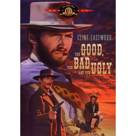 he Good The Bad and the Ugly Movie Poster (11 x 17)](Only Bad Witches Are Ugly)