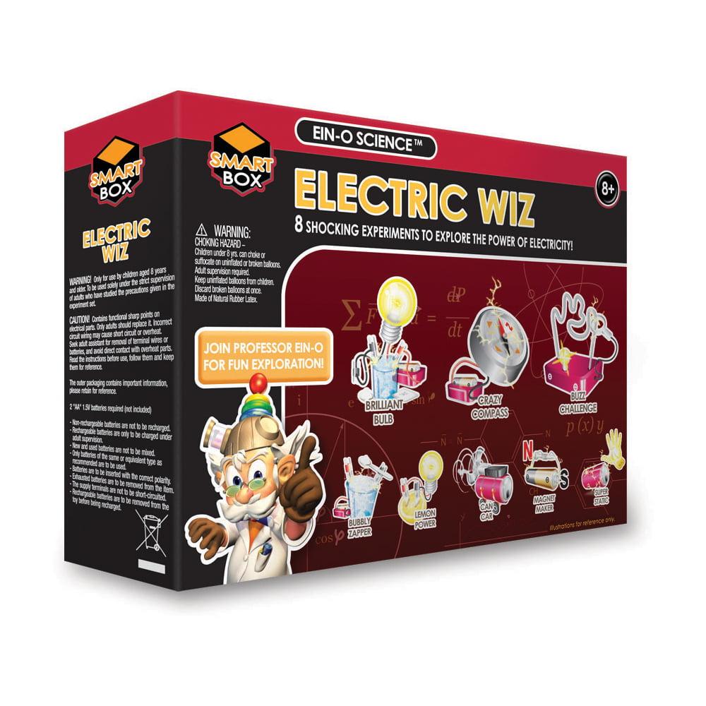 Ein O Science Smart Box Electric Wiz Walmart Com
