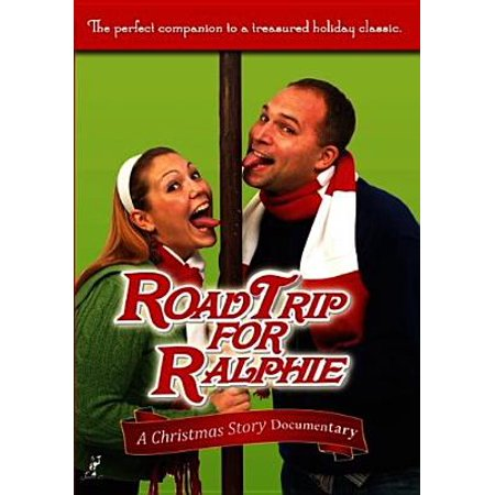 Road Trip for Ralphie: A Christmas Story Documentary (DVD)
