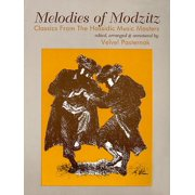 Melodies of Modzitz : Classics from the Hassidic Music Masters (Paperback)